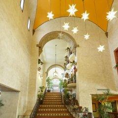 Отель PortAventura Hotel El Paso - Theme Park Tickets Included Испания, Салоу - 12 отзывов об отеле, цены и фото номеров - забронировать отель PortAventura Hotel El Paso - Theme Park Tickets Included онлайн интерьер отеля