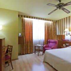 Senator Barcelona Spa Hotel 4* Улучшенный номер с различными типами кроватей фото 4