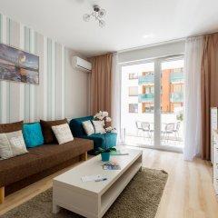Апартаменты Sun Resort Apartments Улучшенные апартаменты с различными типами кроватей фото 49