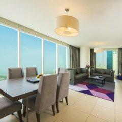 Отель Nassima Tower Hotel Apartments ОАЭ, Дубай - отзывы, цены и фото номеров - забронировать отель Nassima Tower Hotel Apartments онлайн комната для гостей фото 4