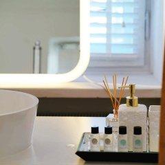 Отель Apartamenty Ambasada Польша, Варшава - отзывы, цены и фото номеров - забронировать отель Apartamenty Ambasada онлайн ванная фото 2