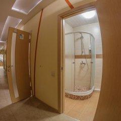 DimAL Hostel Almaty Кровать в общем номере двухъярусные кровати фото 10