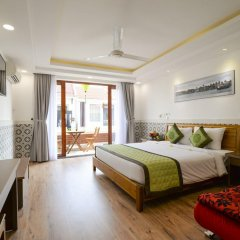 Отель Green Heaven Hoi An Resort & Spa 4* Полулюкс фото 4