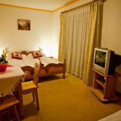 Отель Polakówka Поронин комната для гостей фото 4