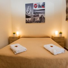 Отель Mambo Tango 2* Стандартный номер с двуспальной кроватью (общая ванная комната)