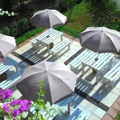 Отель Pictory Garden Resort 3* Стандартный номер с разными типами кроватей фото 12