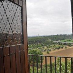 Отель Paco da Ega балкон