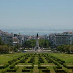 Отель Lisboa Central Park 3* Стандартный номер с различными типами кроватей фото 4