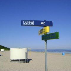 Отель Natali Юрмала пляж
