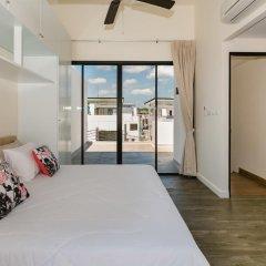 Отель Phuket Marbella Villa 4* Апартаменты с различными типами кроватей фото 15