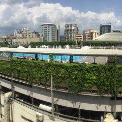 Апартаменты Koba's Apartment балкон