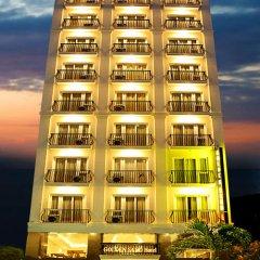 Golden Sand Hotel Nha Trang вид на фасад фото 2