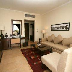 Отель Radisson Blu Tala Bay Resort, Aqaba 5* Стандартный номер с различными типами кроватей фото 6