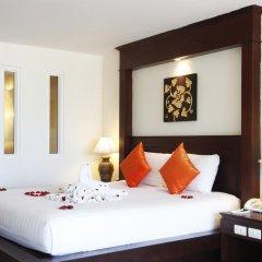 Отель Baan Yuree Resort and Spa 4* Номер Делюкс с двуспальной кроватью