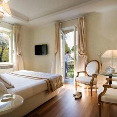 Villa La Vedetta Hotel 5* Люкс повышенной комфортности с различными типами кроватей фото 10
