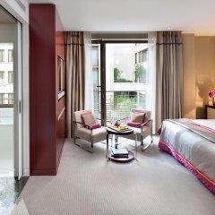 Отель Mandarin Oriental Paris 5* Номер Делюкс с 2 отдельными кроватями фото 2