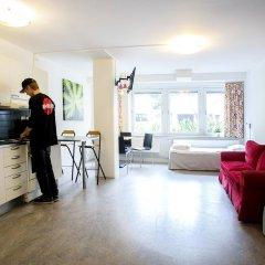 Slottsskogen Hotel 2* Студия с различными типами кроватей