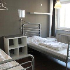 Station - Hostel For Backpackers Кровать в общем номере фото 5