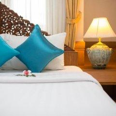 The Fair House Beach Resort & Hotel 3* Люкс с различными типами кроватей фото 8
