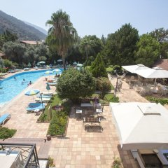Katre Hotel Oludeniz - All Inclusive бассейн