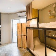 Homie Hostel & Cafe' 2* Кровать в женском общем номере фото 4