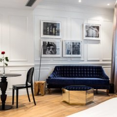Отель Banke Hôtel 5* Улучшенный номер с различными типами кроватей фото 4