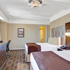 The New Yorker A Wyndham Hotel 2* Люкс с различными типами кроватей фото 9