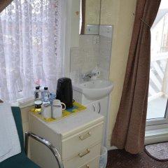 Отель New Kent ванная