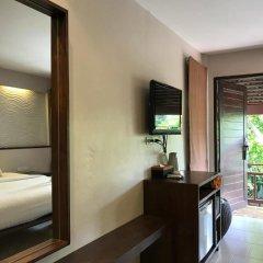 Отель Sarikantang Resort And Spa 3* Стандартный номер с различными типами кроватей фото 11