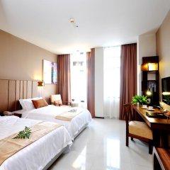 Grand Howard Hotel 4* Улучшенный номер с различными типами кроватей фото 3
