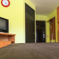 Гостиница Цветы Номер Эконом разные типы кроватей фото 29