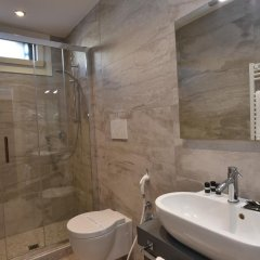 Отель Villa Rosa Италия, Венеция - 12 отзывов об отеле, цены и фото номеров - забронировать отель Villa Rosa онлайн ванная