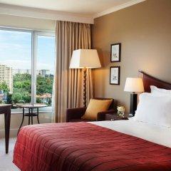 Corinthia Hotel Lisbon 5* Стандартный семейный номер с двуспальной кроватью фото 2
