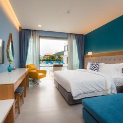Отель BlueSotel Krabi Ao Nang Beach 4* Номер Делюкс с различными типами кроватей фото 6