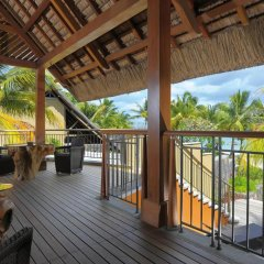 Отель Beachcomber Trou aux Biches Resort & Spa 5* Люкс с различными типами кроватей фото 4