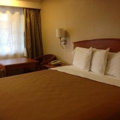 Отель Hyland Motel Van Nuys Лос-Анджелес комната для гостей