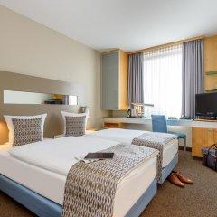 Mercure Hotel Düsseldorf City Nord 4* Стандартный номер с различными типами кроватей фото 3