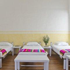 Отель Casa San Ildefonso 3* Кровать в мужском общем номере фото 3