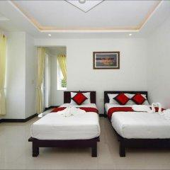 Отель Flame Flowers Homestay 2* Стандартный номер с различными типами кроватей фото 10
