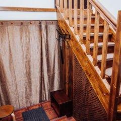 Бугров Хостел Стандартный номер с разными типами кроватей (общая ванная комната)