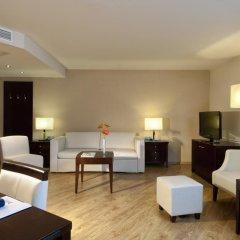 Radisson Blu Badischer Hof Hotel 4* Номер Бизнес с различными типами кроватей фото 3