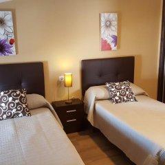 Отель Hostal Málaga Стандартный номер с двуспальной кроватью фото 17