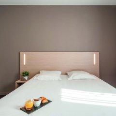 Отель Appart'City Lyon - Part-Dieu Garibaldi Студия с различными типами кроватей