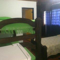 Finca Hotel El Manantial Стандартный семейный номер с двуспальной кроватью фото 4