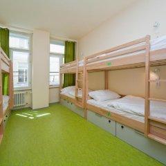 Hostel Ananas Кровать в общем номере фото 5