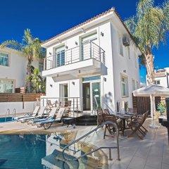 Отель Halle Villa Кипр, Протарас - отзывы, цены и фото номеров - забронировать отель Halle Villa онлайн бассейн фото 3