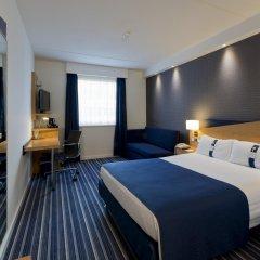 Отель Holiday Inn Express Antwerp City-North 3* Стандартный номер с различными типами кроватей фото 2