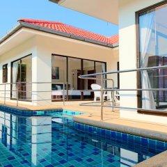 Отель Villa Tortuga Pattaya 4* Вилла с различными типами кроватей фото 49