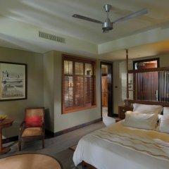 Отель Beachcomber Trou aux Biches Resort & Spa 5* Полулюкс с различными типами кроватей