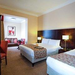 Sheldon Park Hotel and Leisure Club 3* Номер Делюкс с разными типами кроватей фото 6